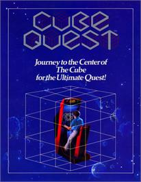 Advert for Cube Quest on the Arcade.