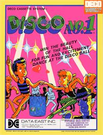 Advert for Disco No.1 on the Arcade.