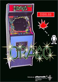 Advert for Draco on the Arcade.