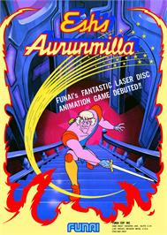 Advert for Esh's Aurunmilla on the Arcade.
