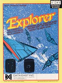 Advert for Explorer on the Arcade.