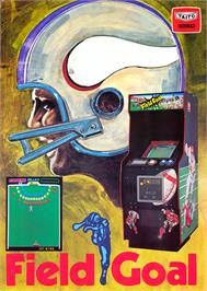 Advert for Field Goal on the Arcade.
