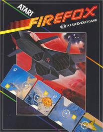 Advert for Fire Fox on the Arcade.