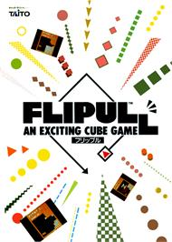 Advert for Flipull on the Arcade.