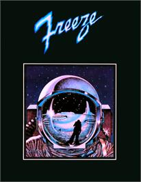 Advert for Freeze on the Arcade.