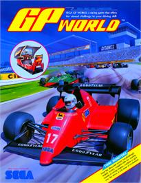 Advert for GP World on the Arcade.
