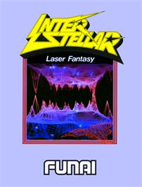 Advert for Interstellar Laser Fantasy on the Arcade.