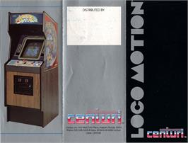 Advert for Loco-Motion on the Commodore Amiga.