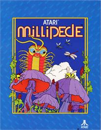Advert for Millipede on the Arcade.