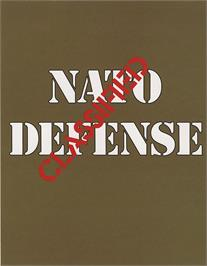 Advert for NATO Defense on the Arcade.