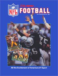 Advert for NFL Football on the Arcade.