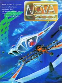 Advert for Nova 2001 on the Arcade.