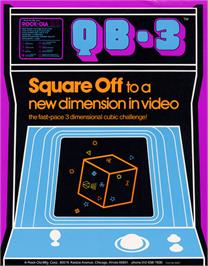 Advert for QB-3 on the Arcade.