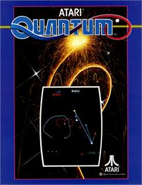 Advert for Quantum on the Arcade.