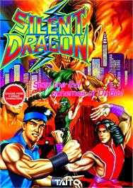 Advert for Silent Dragon on the Arcade.