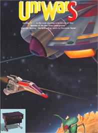 Advert for Space Battle on the Atari 2600.