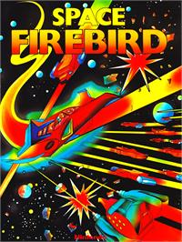 Advert for Space Firebird on the Arcade.