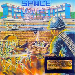 Advert for Space Invasion on the Arcade.
