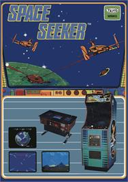 Advert for Space Seeker on the Arcade.
