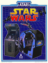 Advert for Star Wars on the GCE Vectrex.