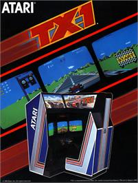 Advert for TX-1 on the Arcade.