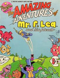 Advert for The Amazing Adventures of Mr. F. Lea on the Arcade.