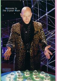 Advert for The Crystal Maze on the Arcade.