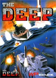 Advert for The Deep on the Arcade.