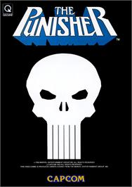 Advert for The Punisher on the Arcade.