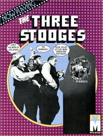 Advert for The Three Stooges In Brides Is Brides on the Arcade.