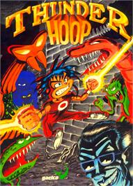 Advert for Thunder Hoop on the Arcade.