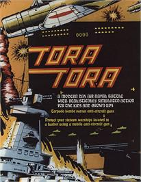 Advert for Tora Tora on the Arcade.