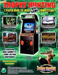 Advert for Trophy Hunting - Bear & Moose V1.0 on the Arcade.
