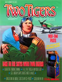 Advert for Two Tigers on the Arcade.