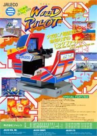 Advert for Wild Pilot on the Arcade.