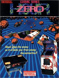 Advert for Zero Hour on the Arcade.