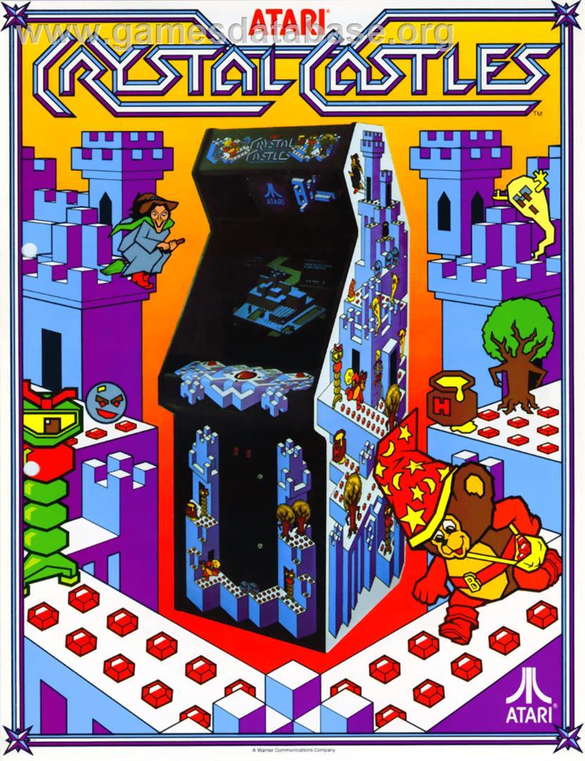 Crystal Castles Arcade Games Database