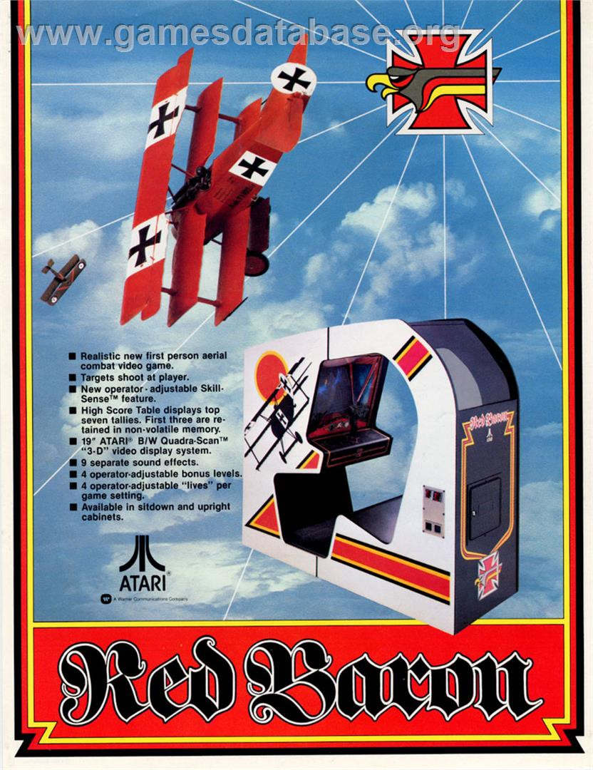 Red Baron (1980 video game)
