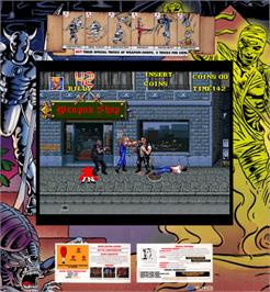 Double Dragon 3 The Rosetta Stone Arcade Games Database