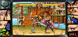 Artwork for Golden Axe - The Duel.