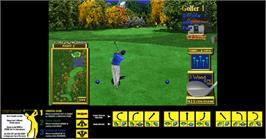 Artwork for Golden Tee '97.