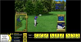 Artwork for Golden Tee 2K.