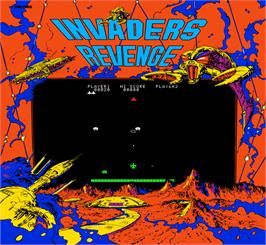 Artwork for Invader's Revenge.