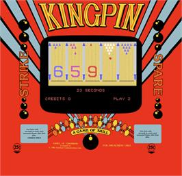 Artwork for King Pin.