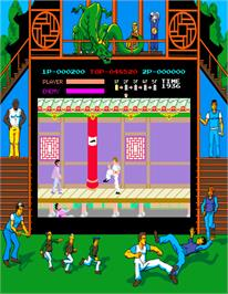 Artwork for Kung-Fu Master.