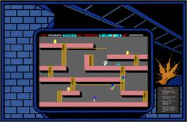 Artwork for Lode Runner.