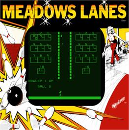 Artwork for Meadows Lanes.