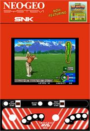 Artwork for Neo Turf Masters / Big Tournament Golf.