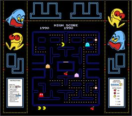 Artwork for Pac-Man.
