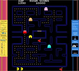 Artwork for Pac-Man - 25th Anniversary Edition.